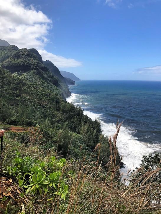 Kalalau Trail -- Na Pali Coast