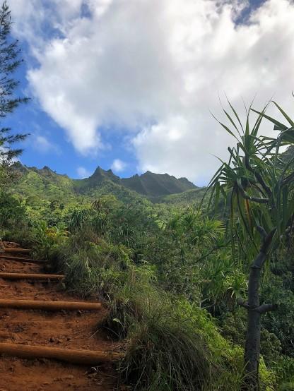 Kalalau Trail -- trail